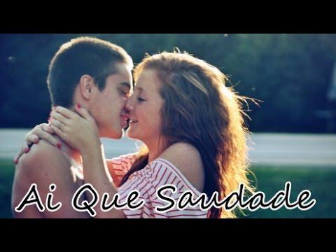 Ai Que Saudade - Biollo / Vídeo com Letra