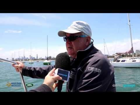 Sailing World Cup Final: behind the scenes with the most qualified media boat driver ever!