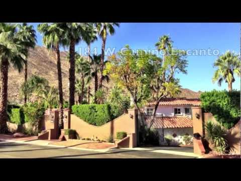 Palm Springs Beautiful Spanish Estate in The Mesa - Celebrity Neighborhood