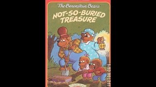 TV Teddy:The Berenstain Bears And The Not-So Buried Treasure