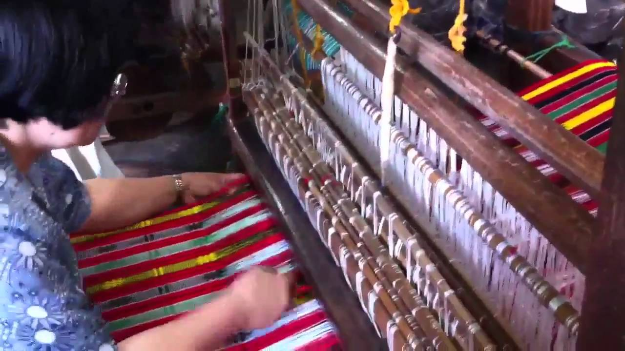 Traditional Philippines Weaving