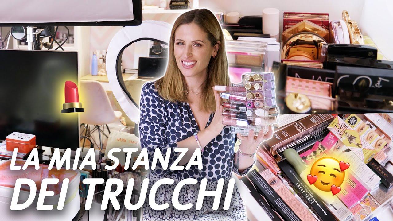 CASACLIO 🌈 LA MIA STANZA DEI TRUCCHI IN ITALIA