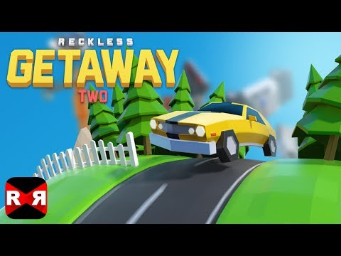Reckless Getaway 2 (By Pixelbite) - iOS / Android - Gameplay Video