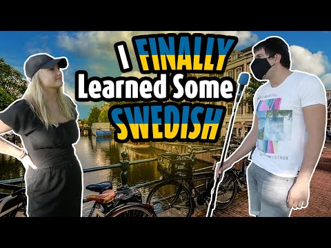 I Finally Learned Some Swedish | Practicing Scandinavian Languages