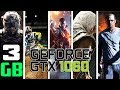 GTX 1060 3GB In 5 Games Test: Geforce GTX 1060 3GB With i5 7500 | 60 FPS Ultra Settings 1080p HD