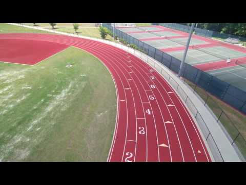 Southeast Bulloch High School's Track Renovation Completion Video