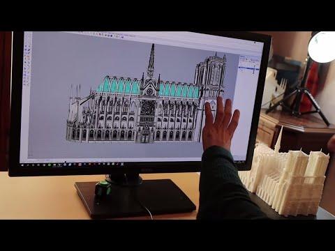 «¿Cómo le gustaría a Dios que fuera Notre Dame?»