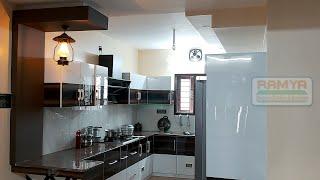 Ramya Modular Kitchen, Our  Client Mr  Vijayakanth Villivakkam Chennai Part - 2