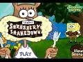 Spongebob SquarePants Online Games Sandy's Shrubbery ShakeDown Game