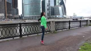 Смотреть видео Функциональные тренировки на улице. Москва Сити#1 онлайн