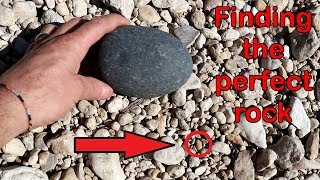 Part 1 - Finding the perfect rock