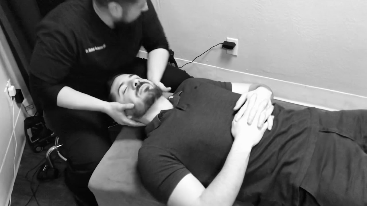 All about chiropractic adjustment - YouTube
