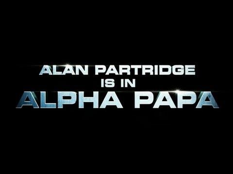 Alan Partridge: Alpha Papa trailer