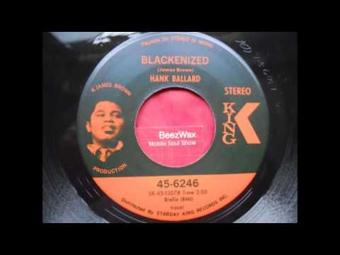 hank ballard - blackenized
