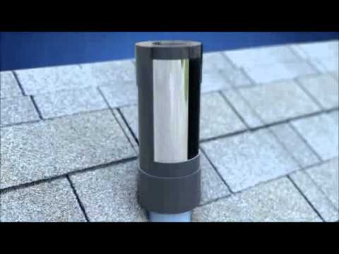 Frost Free Sewer Vent Youtube