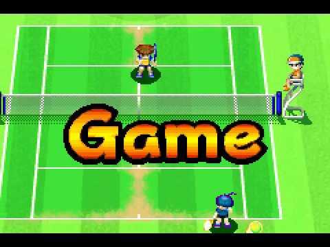 Mario Tennis: Power Tour Part 14 Island Open - Willy