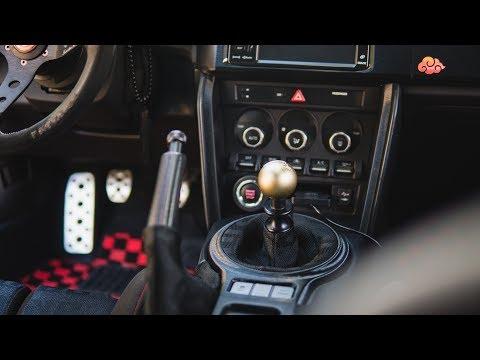 DIY Custom Shift Boot & E-Brake Boot