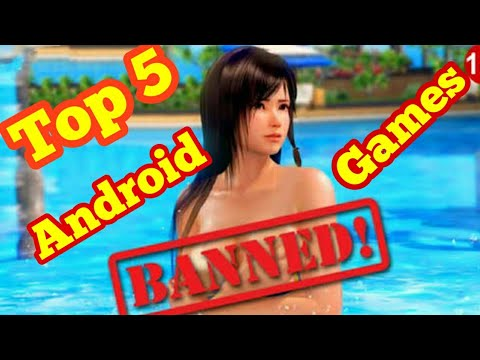 Top 5 Android Games that You Cant Play At Public Place Top 5 best Android Games 2017,best games