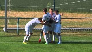 Nitra, 1 kolo LSD U- 19, FC Nitra - Partizán Bardejov 3: 2 (0:2)
