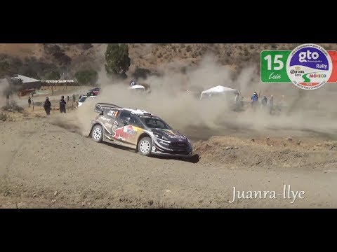 WRC Rally México 2018