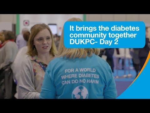 Diabetes UK Professional Conference 2018 | Day 2