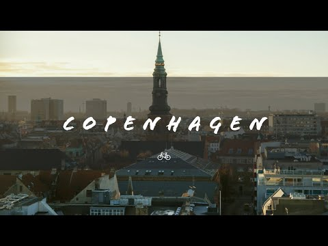4K København - The Happiest City In The World