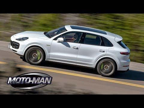 2020 Porsche Cayenne Turbo S E-Hybrid PHEV: 670 HP Defies Physics.