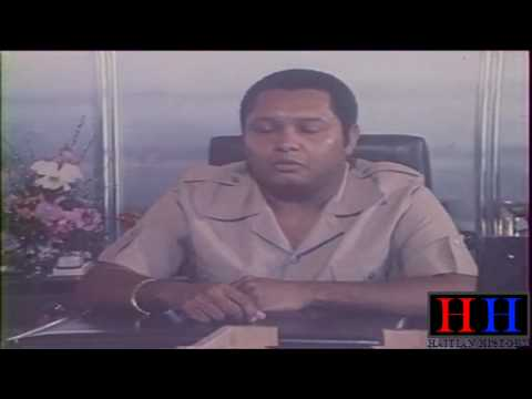 Jean-Claude Duvalier interview(1981) part 1/2