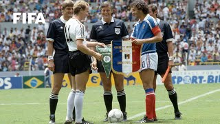 World Cup Highlights: France - Germany FR, Mexico 1986