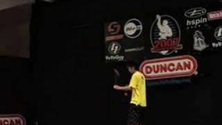 Shinji Saito Worlds 2007 2A Freestyle (1st Place)