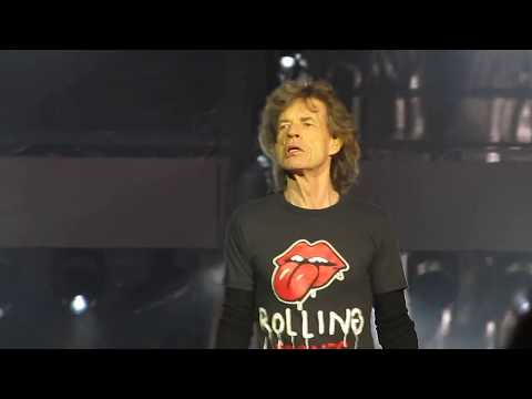 The Rolling Stones - Brown Sugar @ Red Bull Ring, Spielberg 16.09.2017