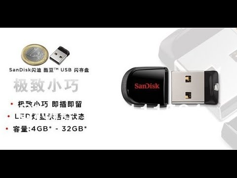 SanDisk Cruze Fit 16 Gb
