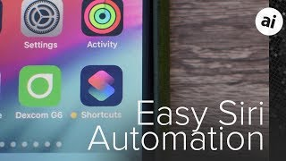 Hands on: Shortcuts App Helps Automate Tasks & Add to Siri