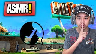 ASMR Fortnite No Talking *HILARIOUS LOUD MECHANICAL KEYBOARD* (Fortnite Battle Royale)