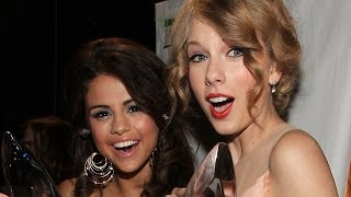 Download Video Selena Gomez SURPRISES Taylor Swift With The SWEETEST Present! MP3 3GP MP4