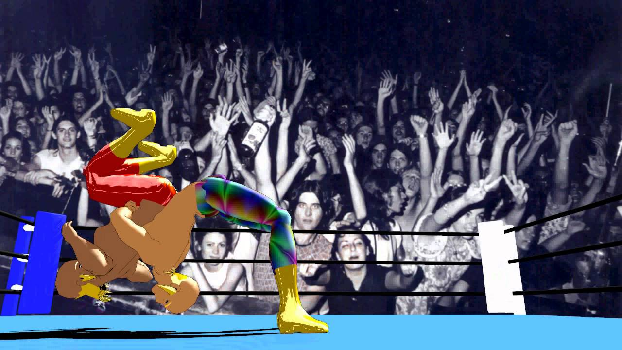 MikuMikuDance ~ 1970's Hulk Hogan Vs. Superstar Billy ...