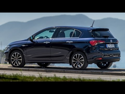 Fiat Egea Hatchback Mirror 2018 Baba Oğul Test