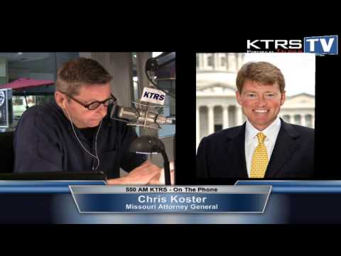 Missouri Attorney General Chris Koster Speaks out on Meth Abuse