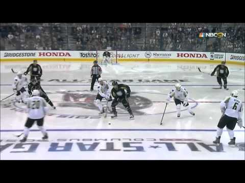 2015 NHL All Star Game [All Goals]