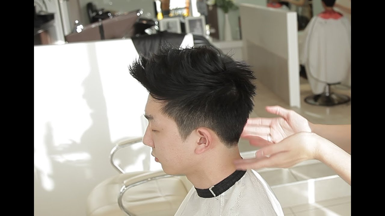 Jay Park (박재범) Know Your Name - Haircut and Styling Tutorial