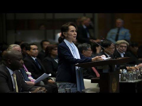 مسلمو الروهينغا يتهمون زعيمة ميانمار سان سو كي بالكذب أمام  محكمة العدل الدولية…  - نشر قبل 12 ساعة