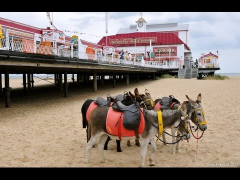 Bennett does Britain part two - Great Yarmouth