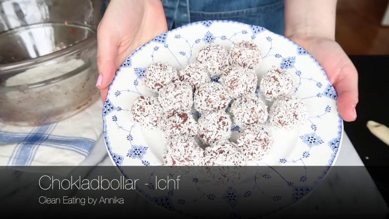 hur gör man chokladbollar