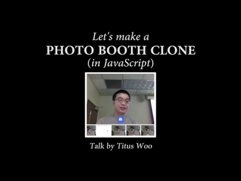 WebRTC - Taking Selfies With JavaScript