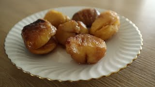 Candied Chestnuts Recipe - Episode 492 - Baking with Eda
