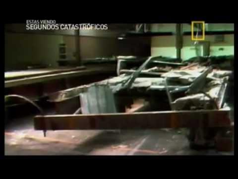 Segundos Catastroficos - Derrumbe de la Pasarela (Completo / Español Latino)