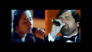 шарип Умханов, Раяна Асланбекова   «Не тревожь мне душу, скрипка»