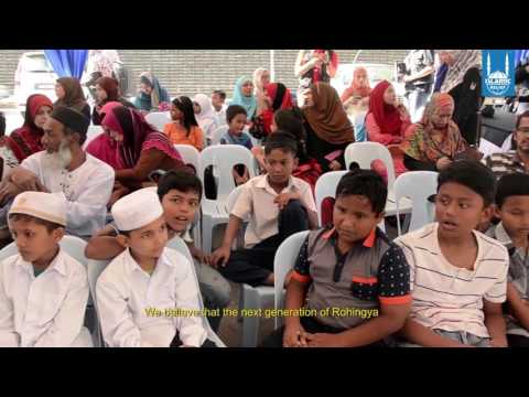 Community Development - Rohingya Intellectual Skill & Excellence (RISE) (Sektor Pendidikan)