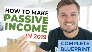 How To Make Passive Income Online in 2019 💵 5 Ways To Make Money Online For Beginners