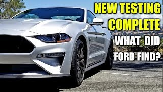 NEW 2018 MUSTANG GT ENGINE TICK TESTING COMPLETE! * The Saga - Update 8 * Stang Stories